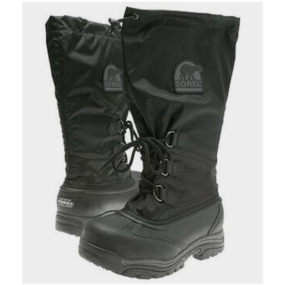 Sorel SNOWLION Waterproof Insulated Tall Boots